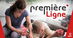 Affiche promo APTN : Première ligne (Saison 1)
