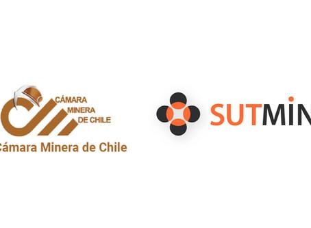 SUTMIN se reúne con la Cámara Minera de Chile