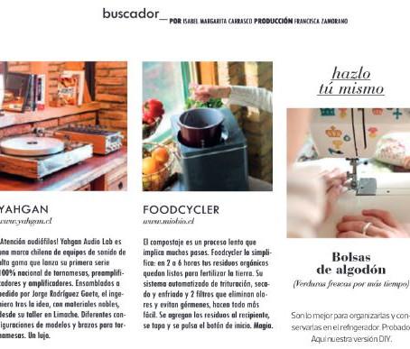 La Tercera - Revista MasDeco
