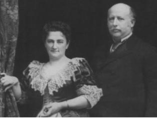 Louisine & Henry Havemeyer