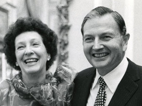 Peggy & David Rockefeller