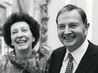 Peggy & David Rockefeller