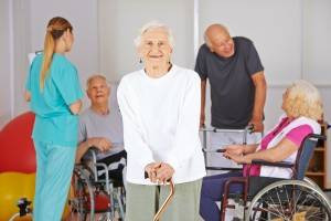 Maintaining Independence While in Assisted Living