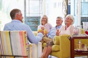 Aging-in-Place vs Independent Senior Living Communities