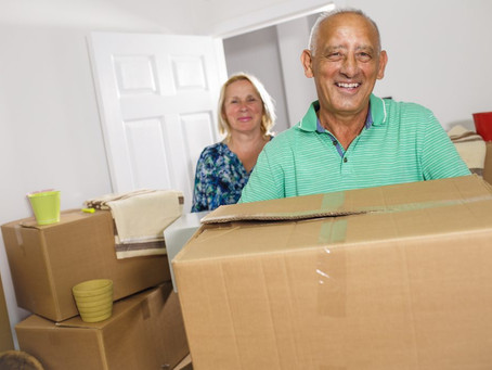 Making Moves in 2019: Getting Ready to Move to a Senior Living Community