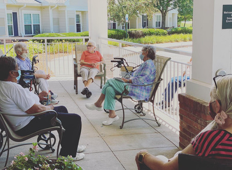 The Importance of Socialization for Seniors