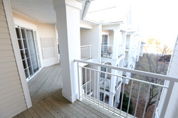 Independent Living Balcony