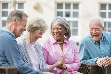 Tips for Staying Social as You Age