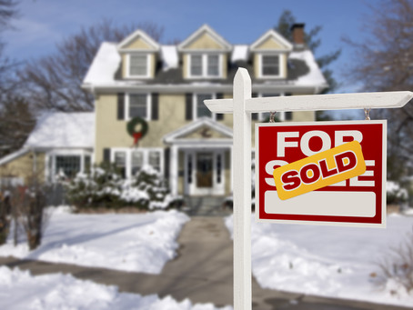 Yes, You Can Sell Your Home in Winter