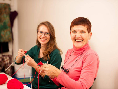 Friendship Knows No Age:  Why Intergenerational Friendship Benefits Seniors (And Youngsters!)