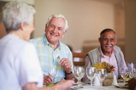 Don't Forget Food: The Importance of Senior Nutrition