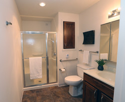Independent Living Bathroom