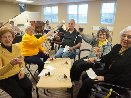 Seniors: Get a (Social) Life