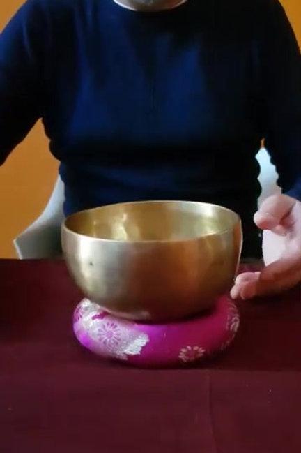 Campana tibetana 13Cm - 2C