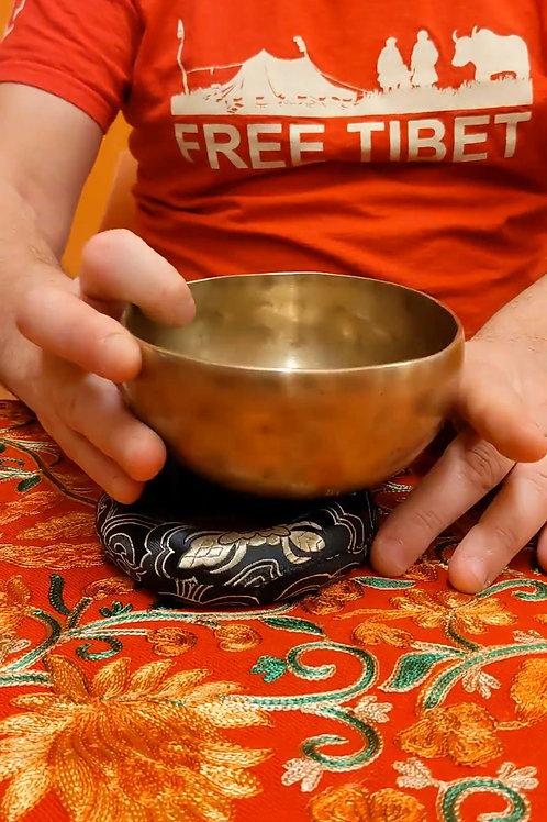 Campana tibetana 12.5Cm - CT27