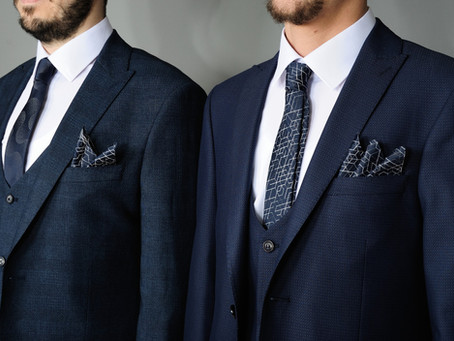 Four Mens Suits Styles You Need to Know