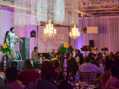 Seva Spark Fundraising Gala Raises $35,000 For Seva Food Bank