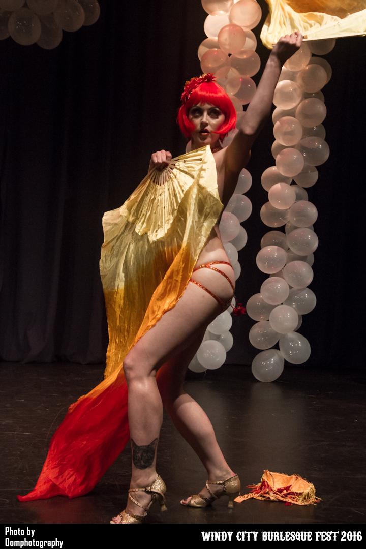 Windy City Burlesque Festival