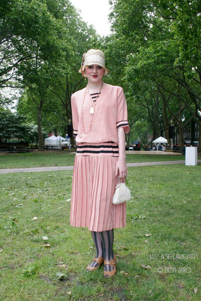 Jazz Age Lawn Party by Don Spiro