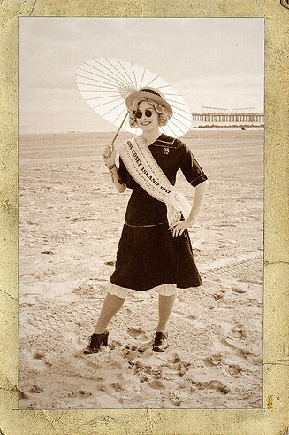 Miss Coney Island 1917