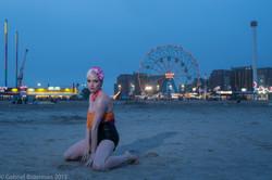 Coney Island by Gabriel Biderman
