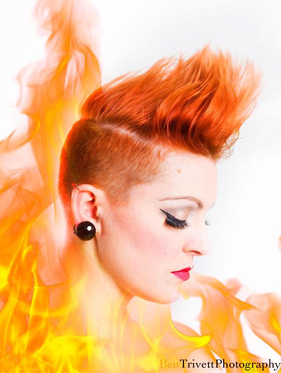 Fire by Ben Trivett