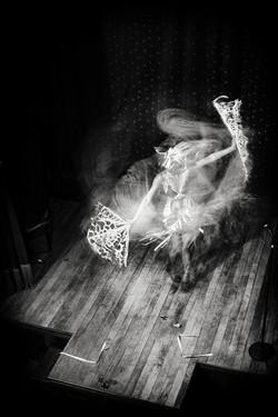 Paper Burlesque by Matt Hill