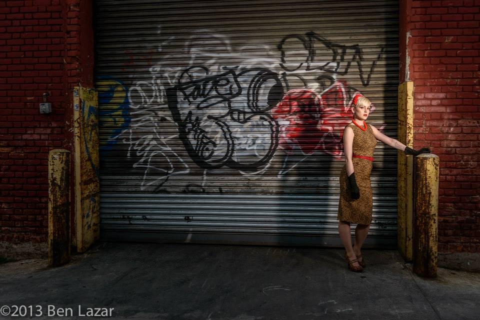 Femme Fatale by Ben Lazar