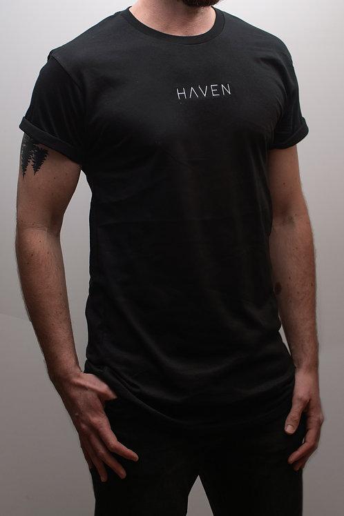 Haven - Brand Tee (BLK)