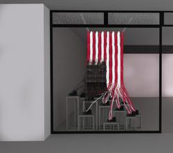 Art Installation - 3D Visualisation