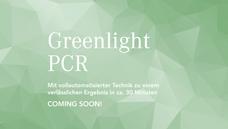 Greenlight PCR - Coming soon