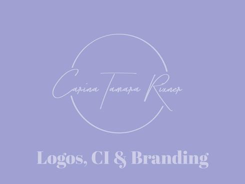Carina Rixner- Branding, CI, Brand ID