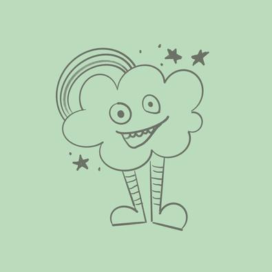 Wolken-Monster