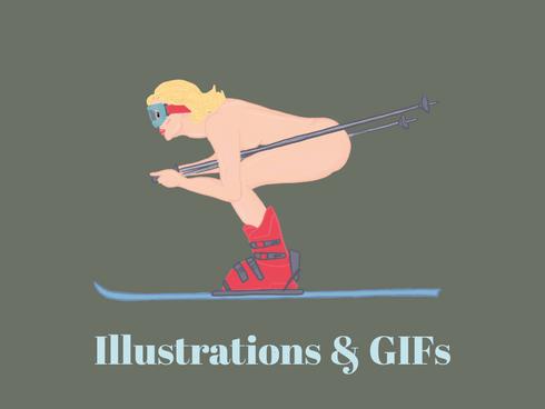Carina Rixner - Graphics, Illustrationen, GIFs, Icons.p