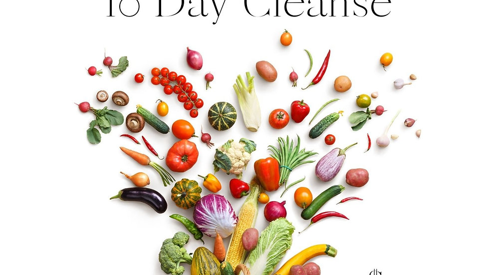 Back on Track 10 Day Cleanse