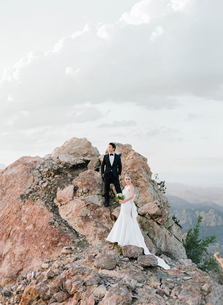 THE WEDDING OF SLAVYANA & ALEX
