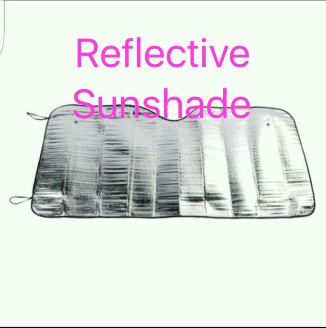 Reflective sunshade