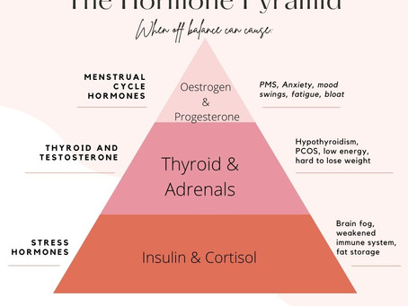 Which Hormone is out of Balance?