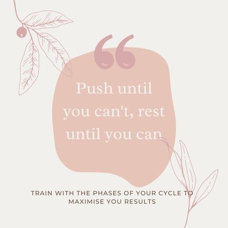 Cardio & HIIT Training