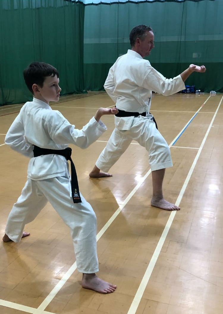 March Dojo 2019 post Shodan success
