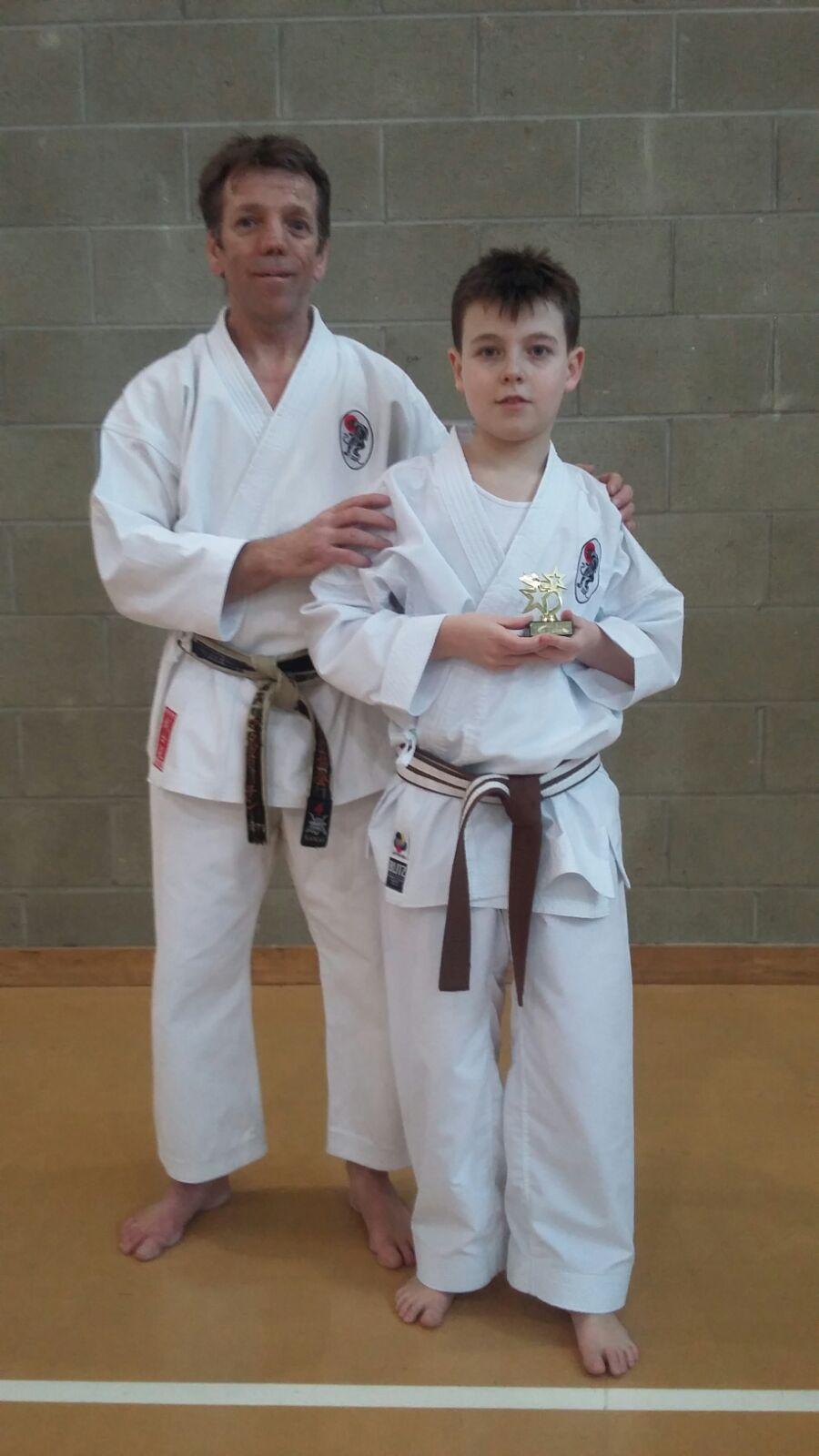 Seigo-sei karate glasgow SSK