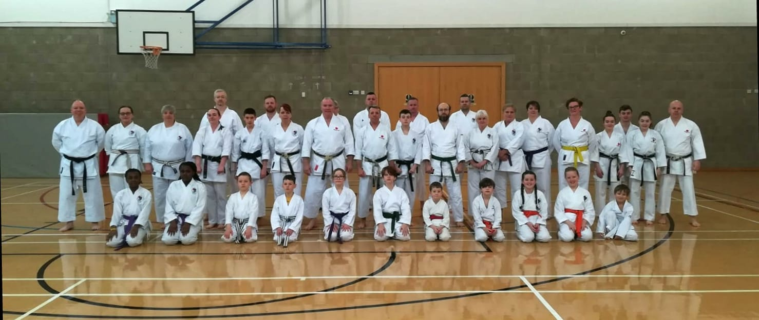 March 2019 grading kirkintilloch
