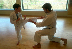 Sensei Seigo-sei karate glasgow SSK