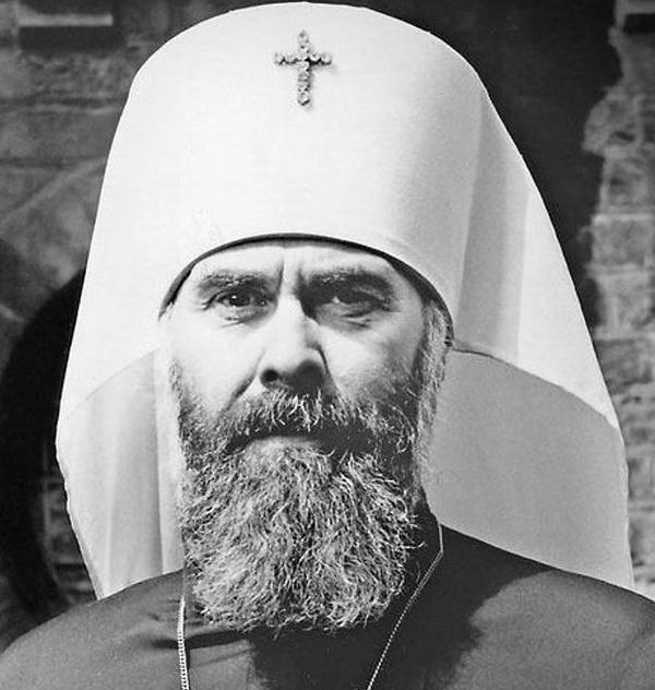 архиепископ Антоний Сурожский
