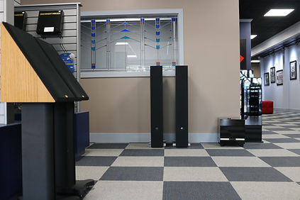 Home audio hifi stereo store