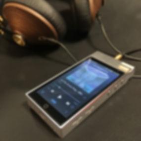 Home audio Cayin N5ii hi res digital audio player