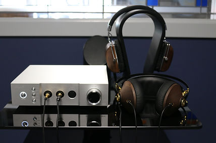 Hifi home audio stereo headphones amplifier