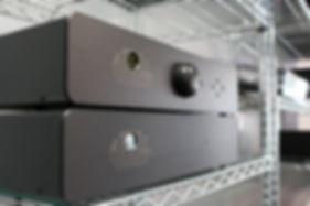 Home audio Atoll pre-amp amplifier hifi
