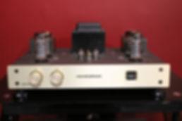 Conrad Johnson CAV-45 integrated amplifier hifi