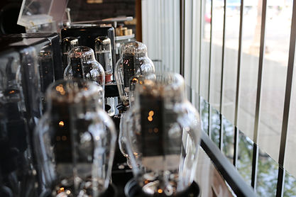 home audio hifi tube amplifier